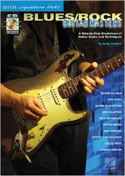 Andy Aledort Blues Rock Guitar Masters PDF