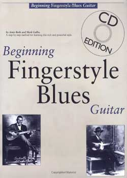 Arnie Berle – Beginning Fingerstyle Blues Guitar