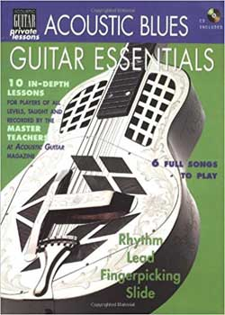 Acoustic Blues Guitar Essentials PDF