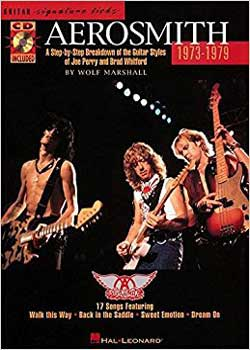 Aerosmith 1973-1979 Guitar Signature Licks PDF