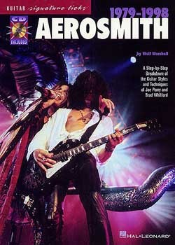 Aerosmith 1979-1998 Guitar Signature Licks PDF