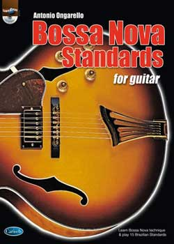 Antonio Ongarello Bossa Nova Standards for Guitar PDF