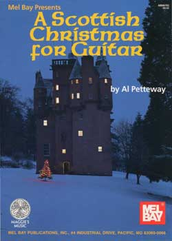 Al Petteway A Scottish Christmas For Guitar PDF