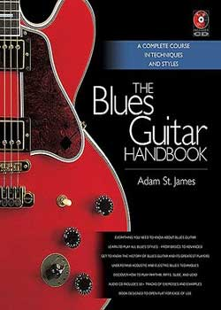 Adam St. James The Blues Guitar Handbook PDF