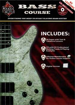 Bass Course The Rock House Method PDF