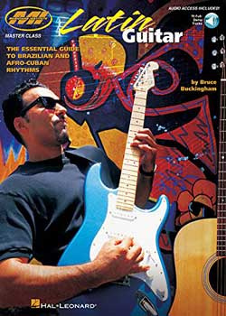 Bruce Buckingham Latin Guitar PDF