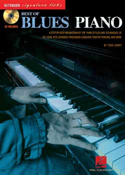 Best of Blues Piano Keyboard Signature Licks PDF