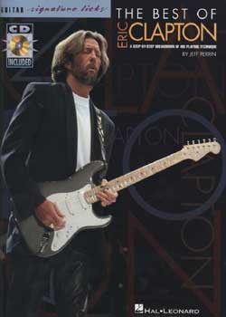 The Best Of Eric Clapton Guitar Signature Licks PDF
