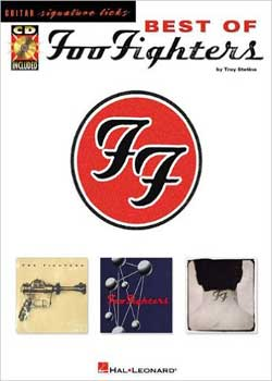 Best Of Foo Fighters Guitar Signature Licks PDF