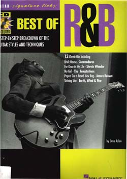 Best Of R&B – Guitar Signature Licks PDF