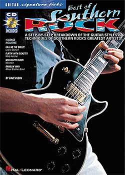 Best Of Southern Rock – Guitar Signature Licks PDF download free