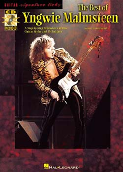 The Best Of Yngwie Malmsteen – Guitar Signature Licks