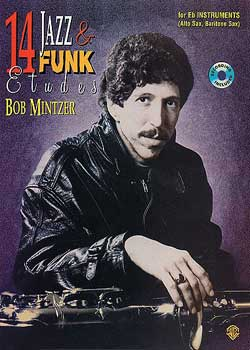 Bob Mintzer 14 Jazz & Funk Etudes for Bb Instruments PDF