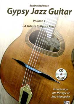 Bertino Rodmann Gypsy Jazz Guitar Volume 1 PDF