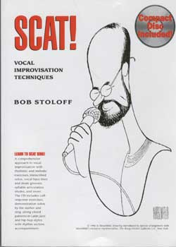 Bob Stoloff – Scat! Vocal Improvisation Techniques