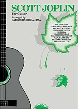 Carlos Barbosa-Lima Scott Joplin for Guitar PDF
