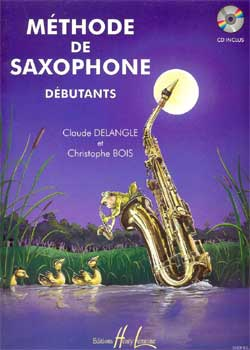 Claude Delangle – Methode De Saxophone Pour Debutants
