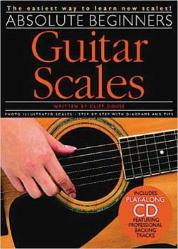 Cliff Douse Absolute Beginners Guitar Scales PDF