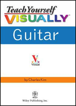 Charles Kim – Teach Yourself VISUALLY Guitar