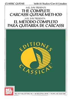 The Complete Carcassi Guitar Method PDF