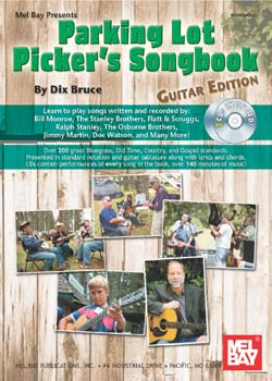 Dix Bruce – Parking Lot Picker's Songbook