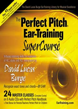 David Burge Perfect Pitch Ear Training SuperCourse PDF