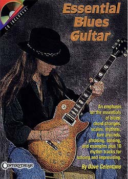 Dave Celentano Essential Blues Guitar PDF