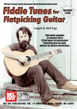 Dick Fegy Fiddle Tunes For Flatpicking Guitar PDF