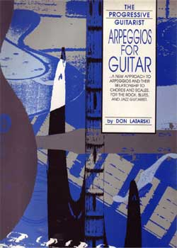 Don Latarski Arpeggios for Guitar PDF