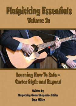 Dan Miller Flatpicking Essentials Volume 2 PDF