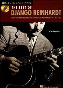 The Best Of Django Reinhardt Guitar Signature Licks PDF