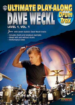 Dave Weckl Ultimate Play Along Level 1 Volume 1 PDF