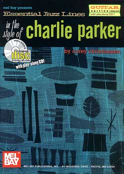 Essential Jazz Lines in the Style of Charlie Parker PDF