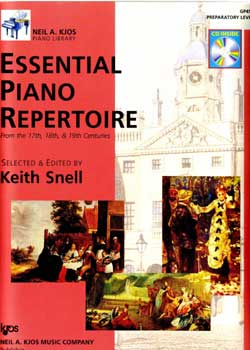 Essential Piano Repertoire Preparatory Level PDF