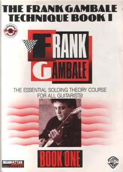 The Frank Gambale Technique Book 1 PDF