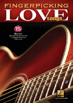 Fingerpicking Love Songs PDF