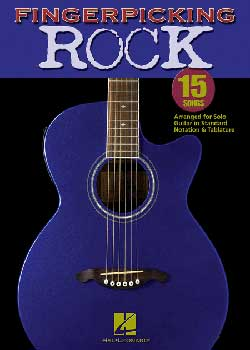 Fingerpicking Rock PDF
