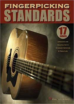 Fingerpicking Standards PDF