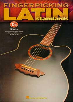 Fingerpicking Latin Standards PDF