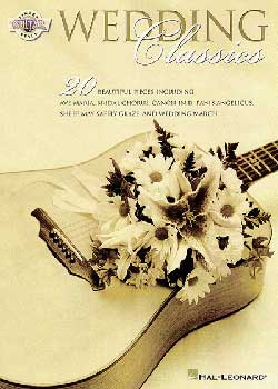 Fingerstyle Guitar – Wedding Classics