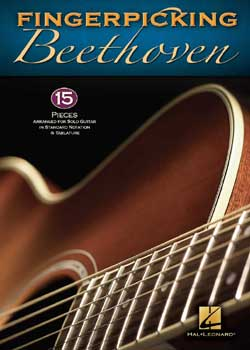 Fingerpicking Beethoven PDF