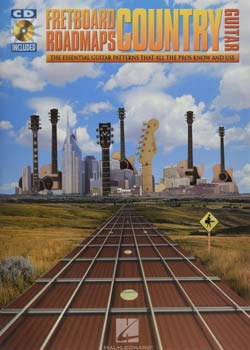 Fred Sokolow Fretboard Roadmaps Country Guitar PDF