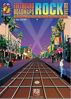 Fred Sokolow Fretboard Roadmaps Rock Guitar PDF
