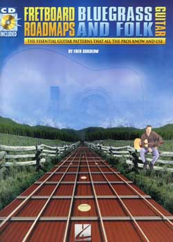 Fred Sokolow Fretboard Roadmaps Bluegrass and Folk Guitar PDF