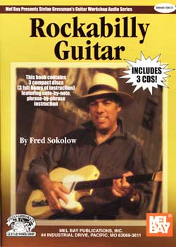 Fred Sokolow – Rockabilly Guitar