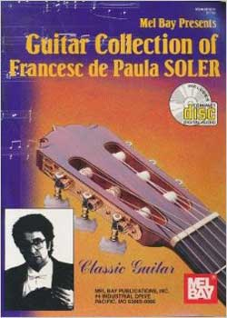 Guitar Collection of Francesc de Paula Soler PDF