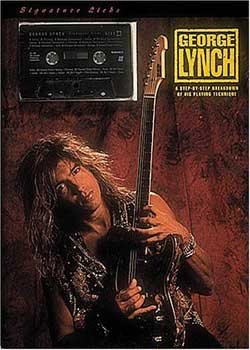 George Lynch Guitar Signature Licks PDF