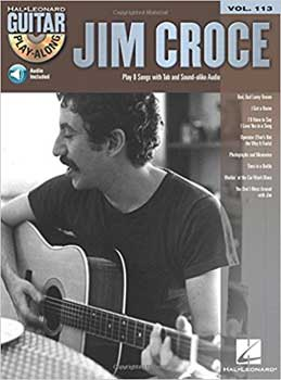 Guitar Play-Along Volume 113 Jim Croce PDF