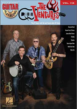 Guitar Play-Along Volume 116 The Ventures PDF