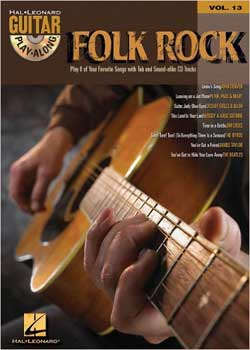 Guitar Play-Along Volume 13 Folk Rock PDF